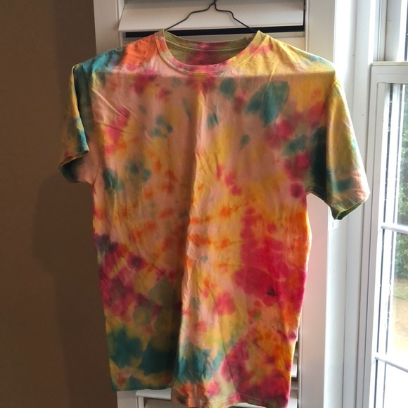 Hanes Other - 👾👾👾Hand tie dyed t shirt.👾👾👾